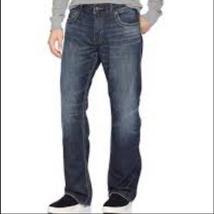 Other - Silver Gordie straight fit jeans 38x30